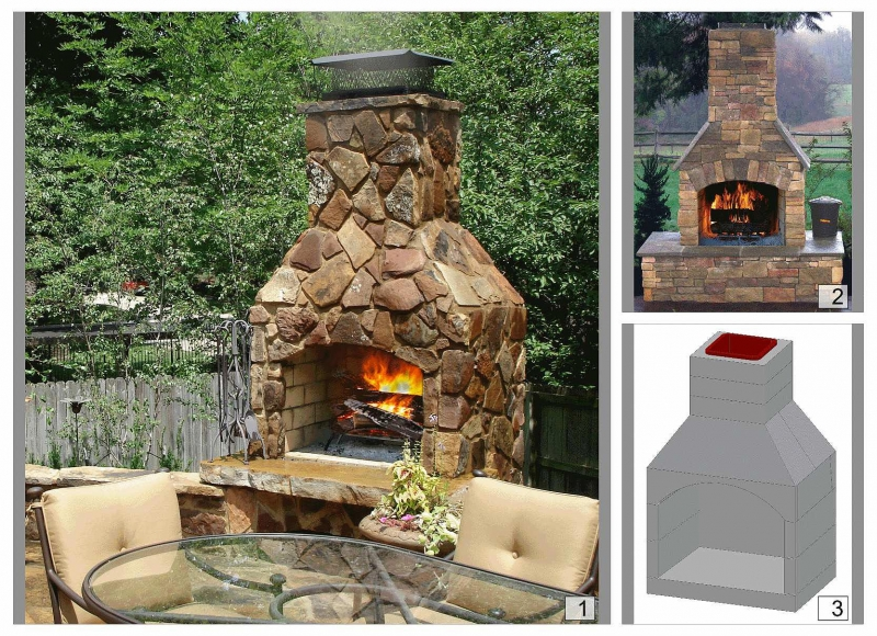 Contractor Series Fireplaces