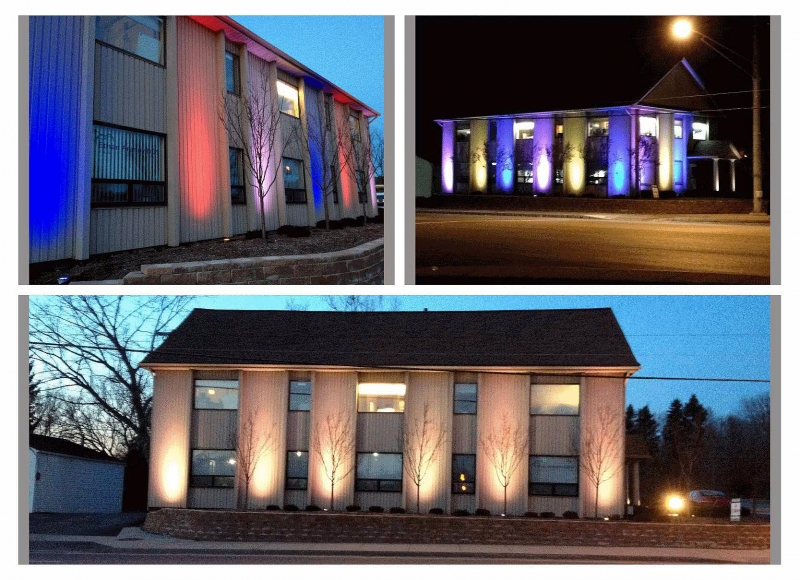 Color changing LED systems