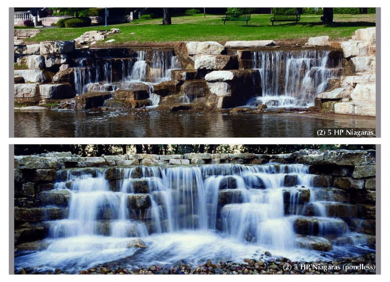 Precision Fountains_Niagaras