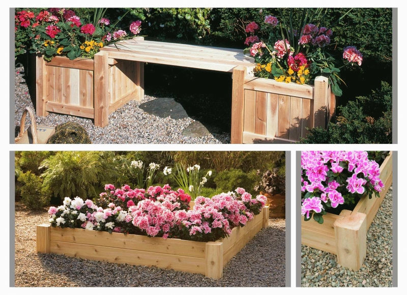 Rustic Natural Cedar_Garden Accents