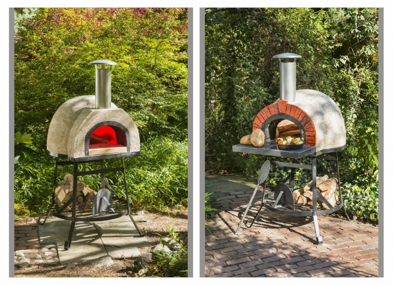Rustic Natural Cedar_Rustic Wood Fired Ovens