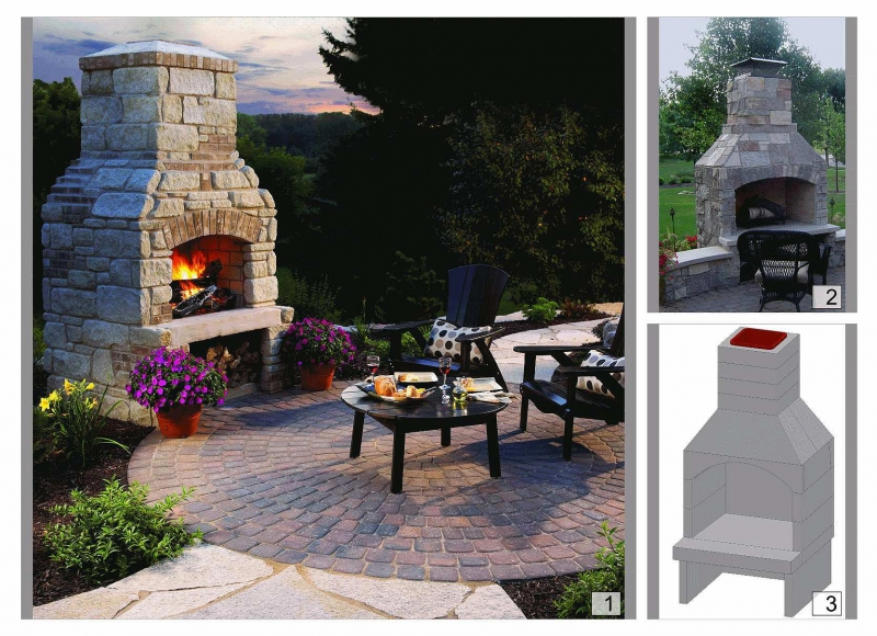 Standard Series Fireplaces